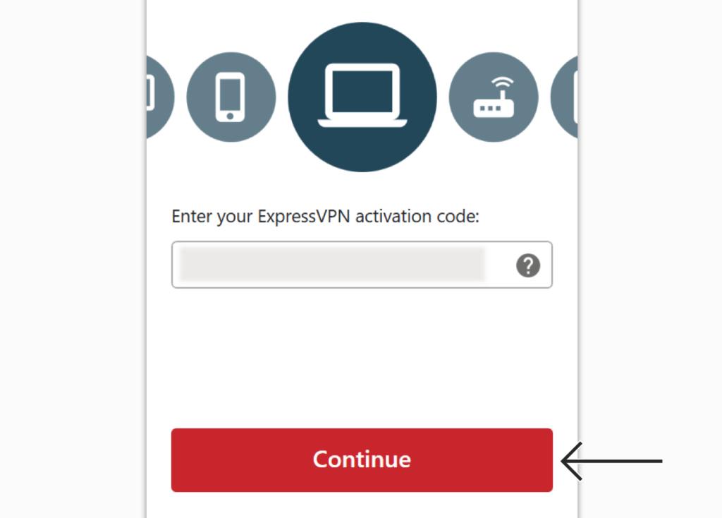 expressvpn输入激活码