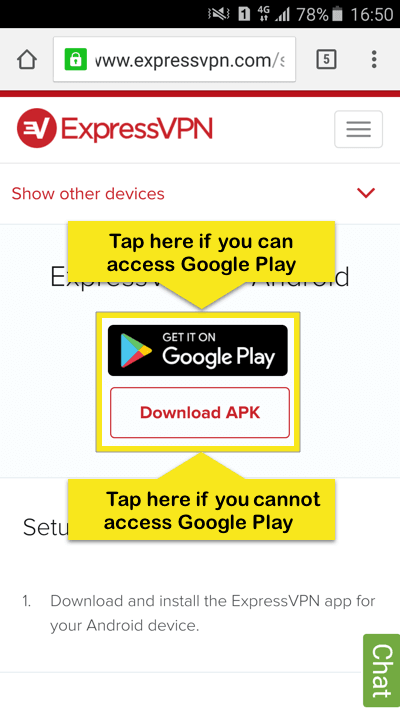 expressvpn-android-应用下载