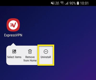 expressvpn-android-应用卸载
