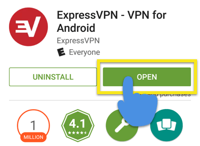 expressvpn-android-googleplay-安装成功
