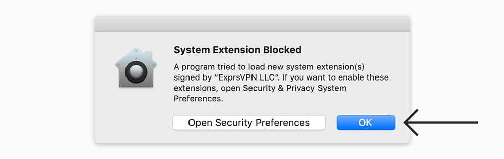 expressvpn mac系统确认启用隧道分离