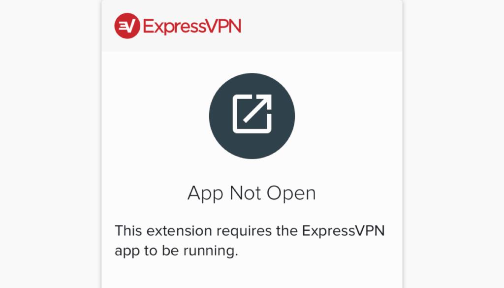 expressvpn_浏览器插件_需要打开应用