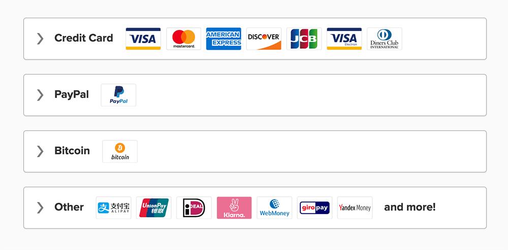 expressVPN购买支付方式