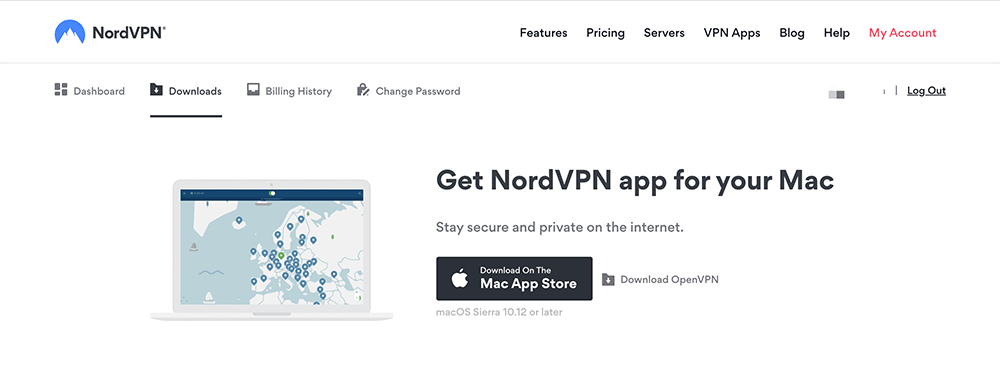 nordvpn下载与安装