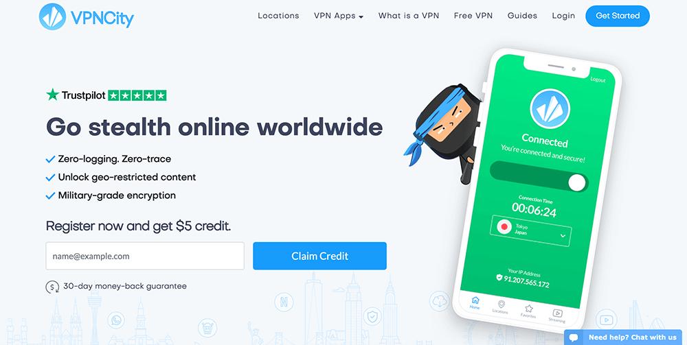 vpncity官方网站